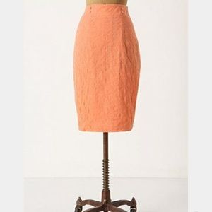 Anthropologie the Addison Story pencil skirt 4